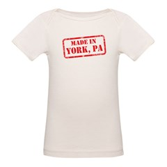 MADE IN YORK, PA Tee