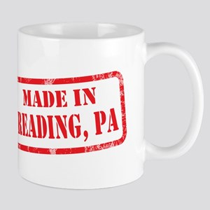 MADE IN READING, PA Mug