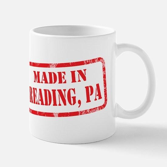 MADE IN READING, PA Mug