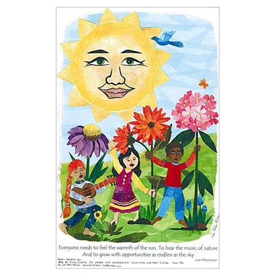 Warmth of the Sun Poster