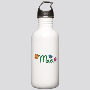 Maci Flowers Stainless Water Bottle 1.0L
