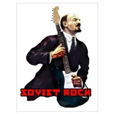 Soviet rock Poster