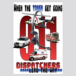 Dispatchers lead the way