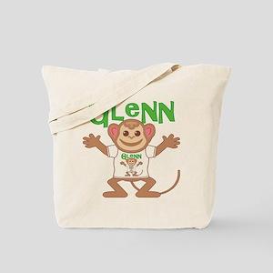 Little Monkey Glenn Tote Bag