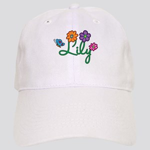 Lily Flowers Cap