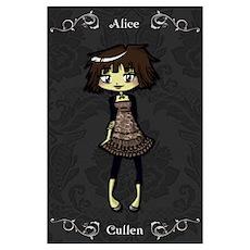 Twilight Alice Cullen Poster