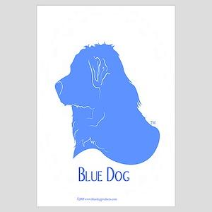 Classic Blue Dog