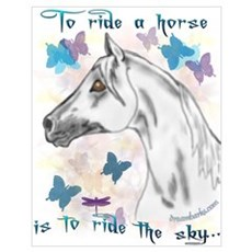 To Ride a Horse Poster