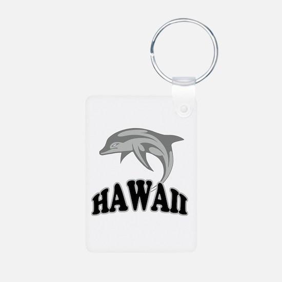 Hawaii Dolphin Souvenir Keychains