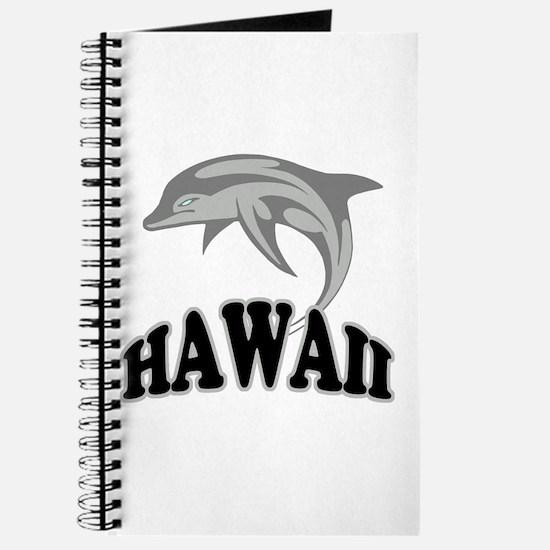 Hawaii Dolphin Souvenir Journal