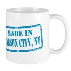 MADE IN CARSON CITY, NV Mug