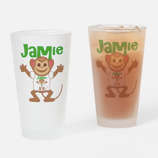 Little Monkey Jamie Drinking Glass