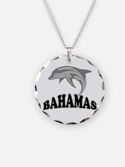 Bahamas Dolphin Souvenir Necklace