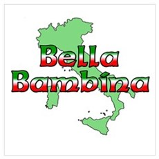 Bella Bambina Poster
