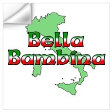 Bella Bambina Wall Decal