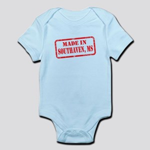 MADE IN SOUTHAVEN, MS Infant Bodysuit