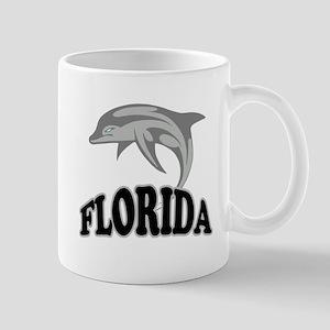 Florida Dolphin Souvenir Mug