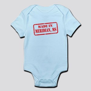 MADE IN MERIDIAN, MS Infant Bodysuit