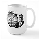 Wheel of Blame Large Mug