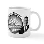Wheel of Blame Mug
