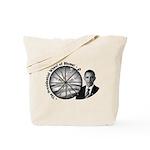Wheel of Blame Tote Bag