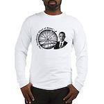 Wheel of Blame Long Sleeve T-Shirt