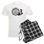 Wheel of Blame Men's Light Pajamas