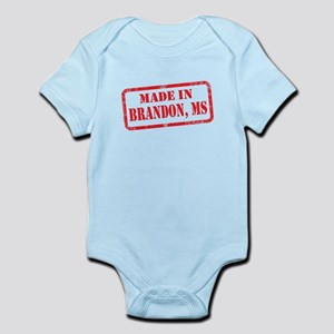 MADE IN BRANDON, MS Infant Bodysuit