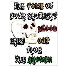 Blood Cries Out Poster