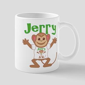 Little Monkey Jerry Mug