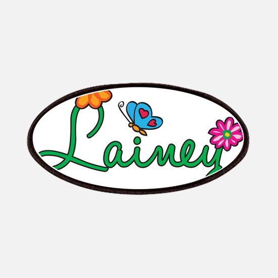 Lainey Flowers Patches