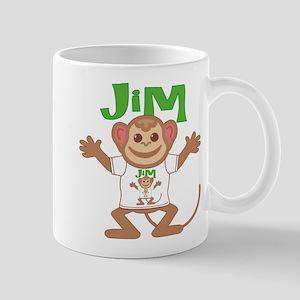 Little Monkey Jim Mug