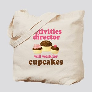 Funny Activities Director Tote Bag
