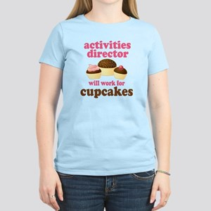 Funny Activities Director Women's Light T-Shirt
