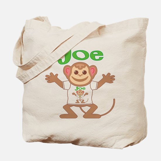 Little Monkey Joe Tote Bag