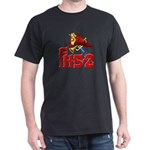 FH5+2 Black T-Shirt