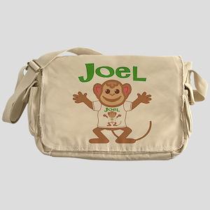 Little Monkey Joel Messenger Bag