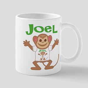 Little Monkey Joel Mug