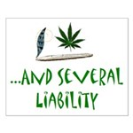 Joint and Several Liability Poster