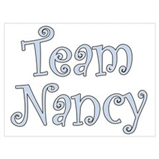 Team Nancy Poster