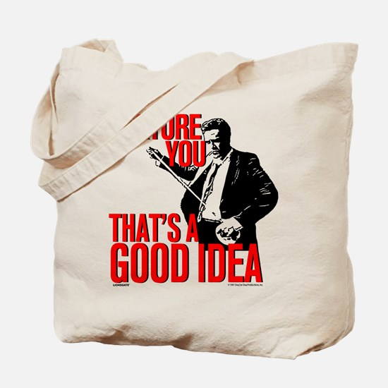 Reservoir Dogs Torture You Tote Bag