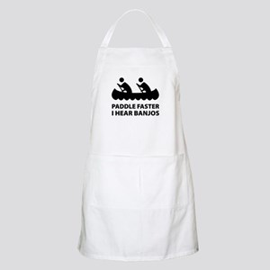 Paddle Faster Apron