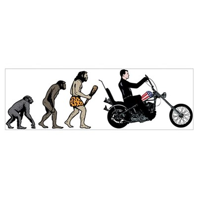 Easy Rider Canvas Art