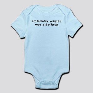 All Mommy Wanted Body Suit