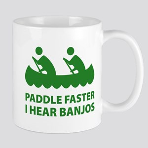Paddle Faster Mug