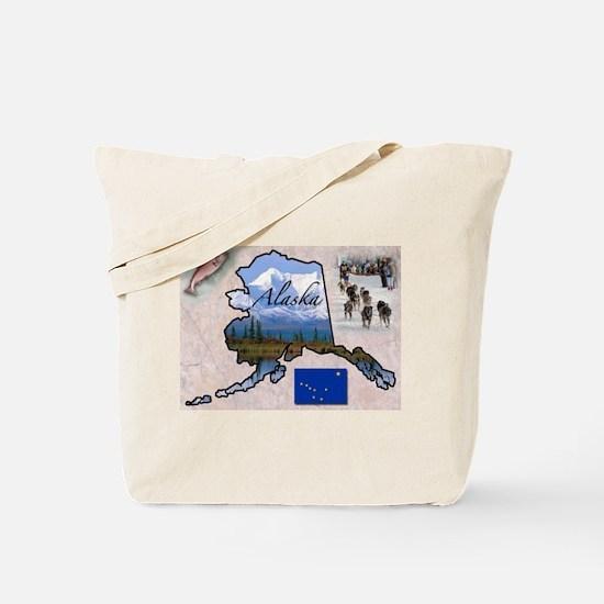 Alaska Tote Bag