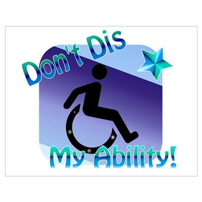 """""""Disable This!"""" Poster"""