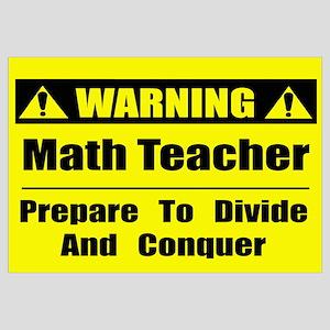 WARNING: Math Teacher 1