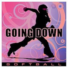 2011 Softball 26 Poster