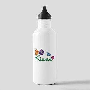 Kiana Flowers Stainless Water Bottle 1.0L